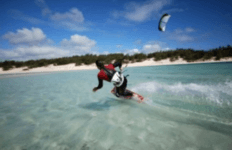 Seals Backpackers Kite Boarding6
