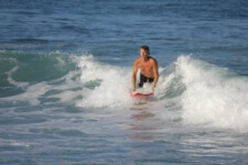 Seals Backpackers - Surfing8